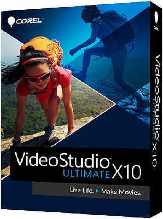 Corel VideoStudio Pro Crack