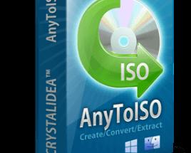 AnyToISO Crack